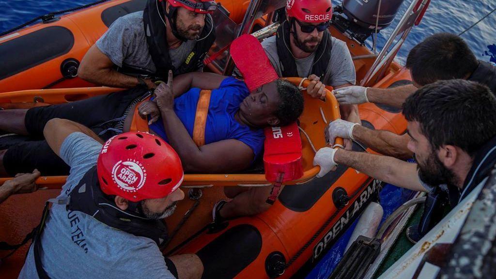 """Marc Gasol participa en el rescate de una mujer camerunesa en aguas del Mediterráneo: """" Frustración, rabia, impotencia..."""""""