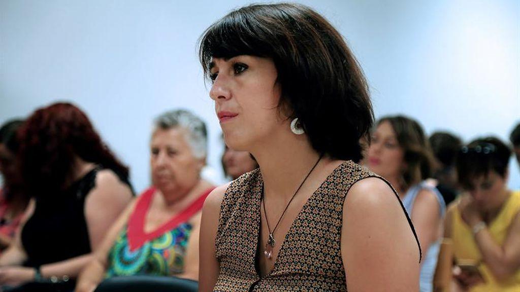 Juana Rivas vuelve a presentarse ante el juez