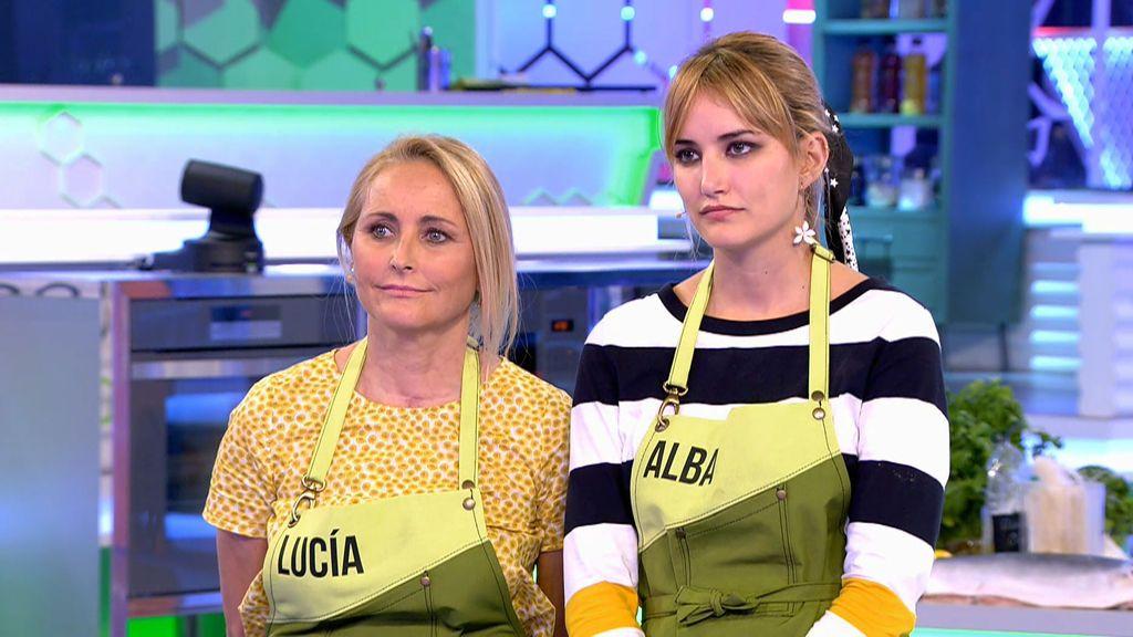Alba Carrillo y Lucía Pariente, ganadoras de 'Mi madre cocina mejor que la tuya'
