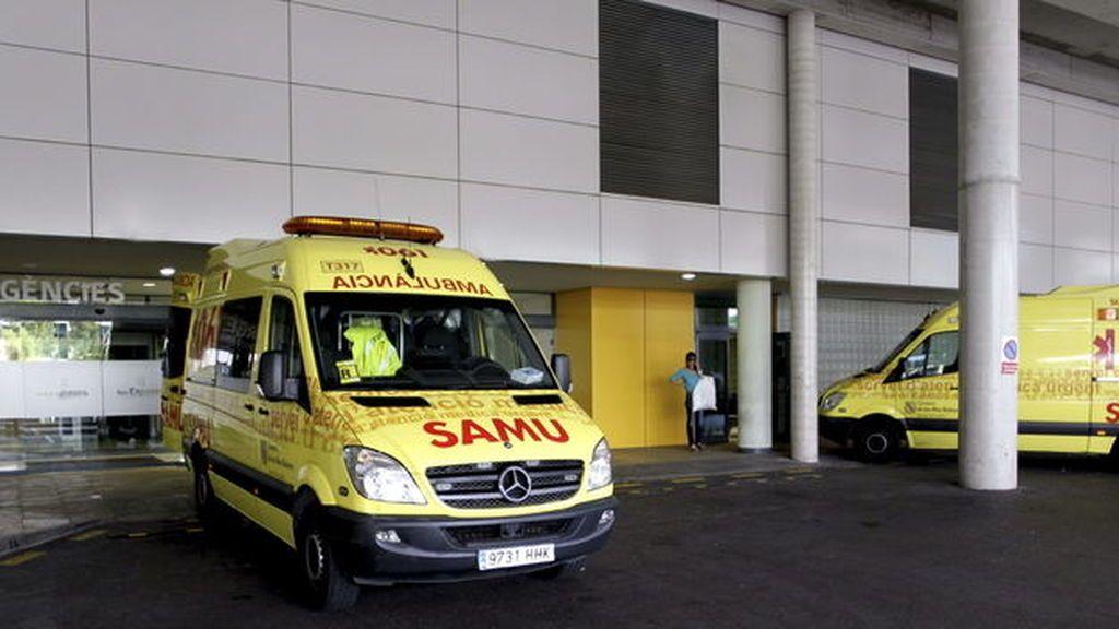 Un niño de 14 años, crítico al caerse del segundo piso en un hotel de Mallorca