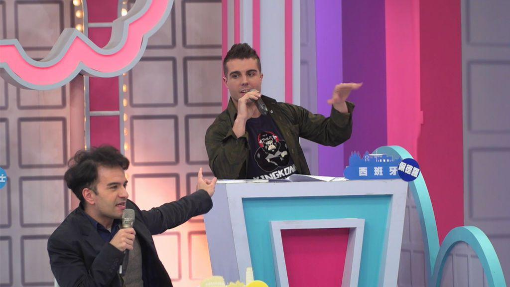 Pedro Ruiz, un español muy televisivo en Taiwán