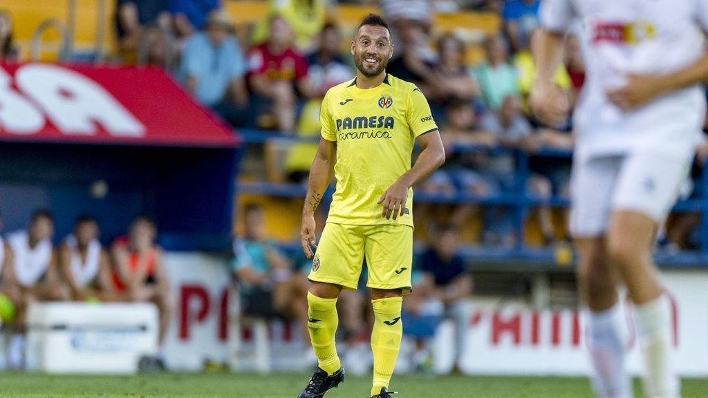 Santi Cazorla volvió a sentirse futbolista 636 días después: así fue el debut del asturiano del Villarreal