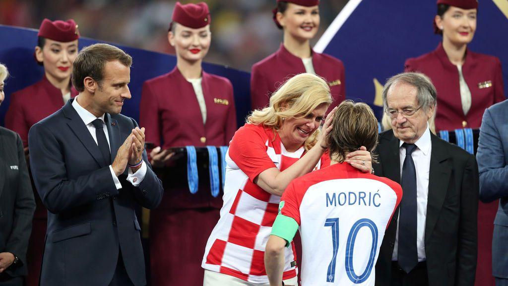 Croacia donará los 23 millones de euros ganados en el Mundial a causas benéficas