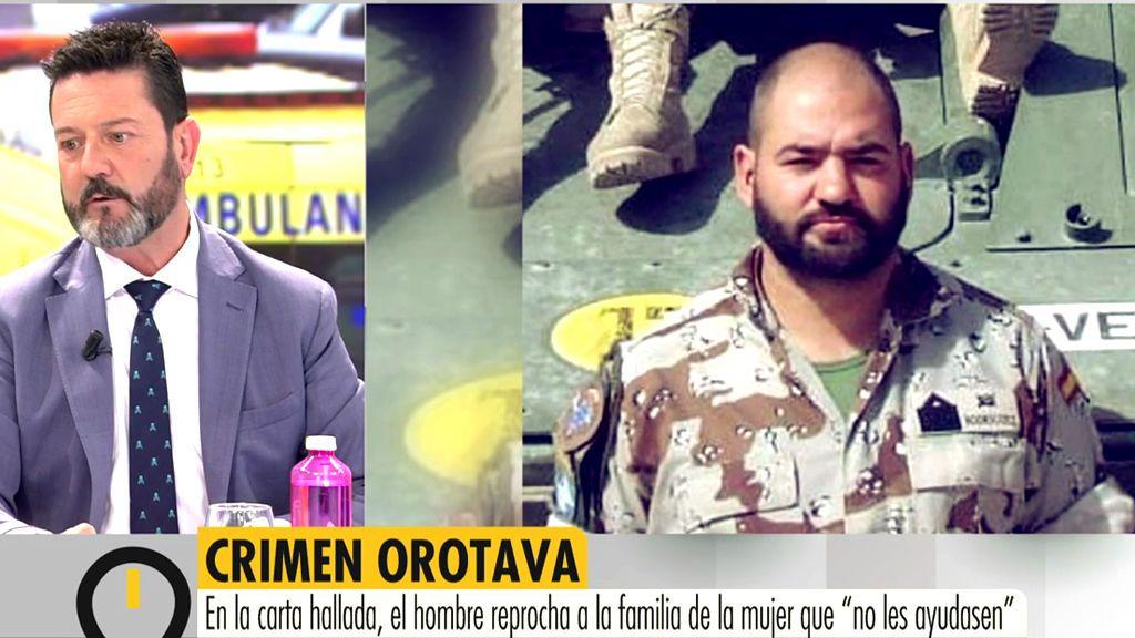"""Un experto criminólogo: """"Podríamos decir que el suceso de La Orotava fue un suicidio colectivo"""""""