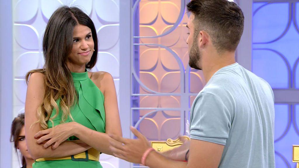 """Marina expulsa a Pablo: """"No he sentido lo suficiente para seguir conociéndole"""""""