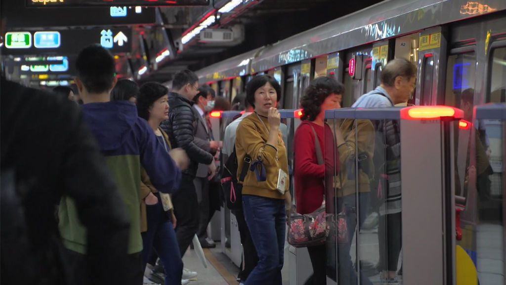 Barato y eficiente: El metro de Taipei es uno de los más nuevos del mundo