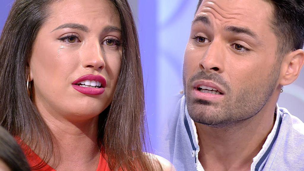 """Eleazar expulsa a Cris tras la confidencia de Albalá: """"No puedo intentar nada más"""""""