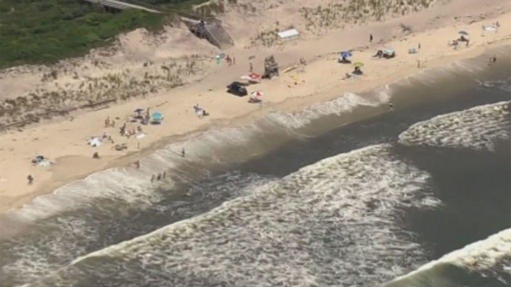 Nueva York: Tiburones atacaron brutalmente a dos chicos en unas playas