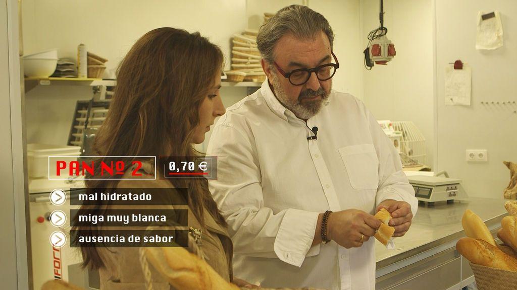 Programa de la tercera temporada de 'En el punto de mira', en el que investigaron el fraude del pan.