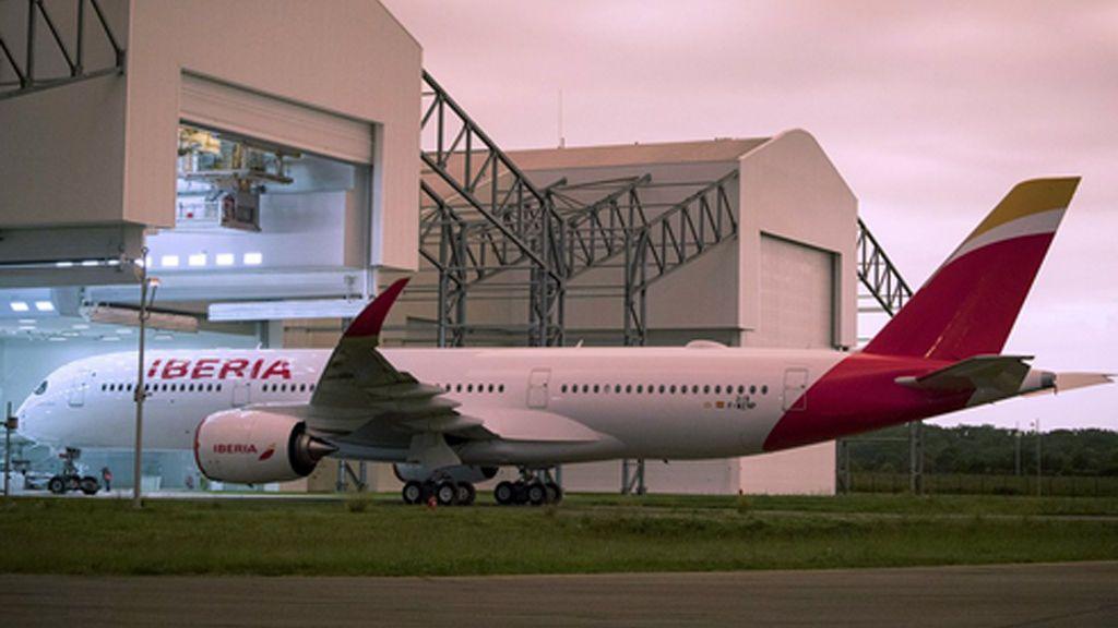 Un avión de Iberia realiza un aterrizaje de emergencia en Ciudad de México