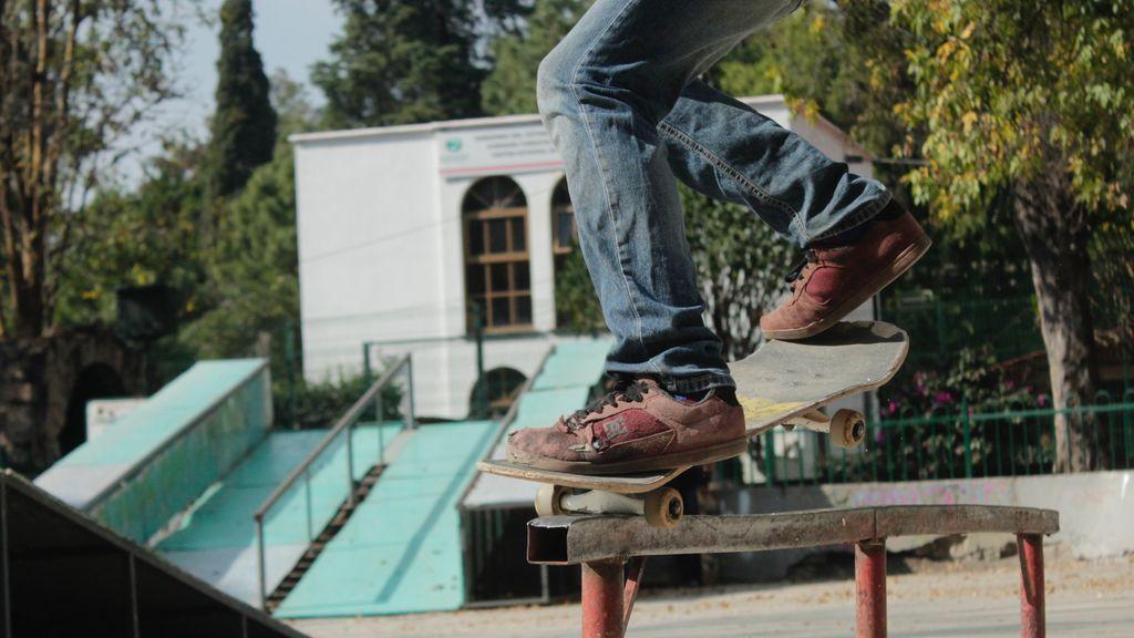 La 'lija' para el skate con la que no te romperás las zapatillas y que además es solidaria