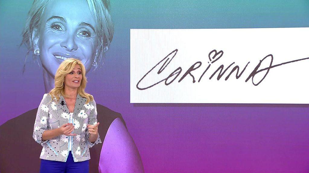 Obsesiva con el amor, celosa y posesiva: Irene López Assor analiza la firma de Corinna