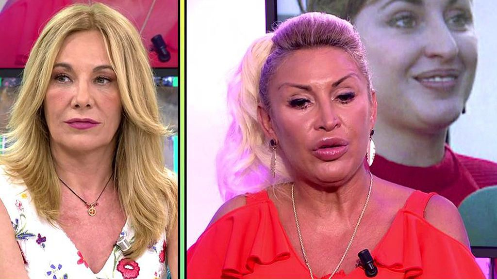 "Belén Ro: ""Raquel Mosquera utilizó a la niña que era Rocío Carrasco para casarse con su padre"""