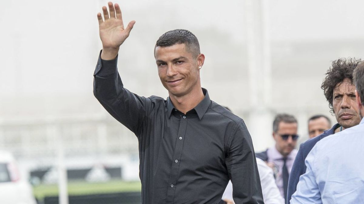 Cristiano Ronaldo dejó una propina de 20.000 euros en el hotel de sus vacaciones en Grecia