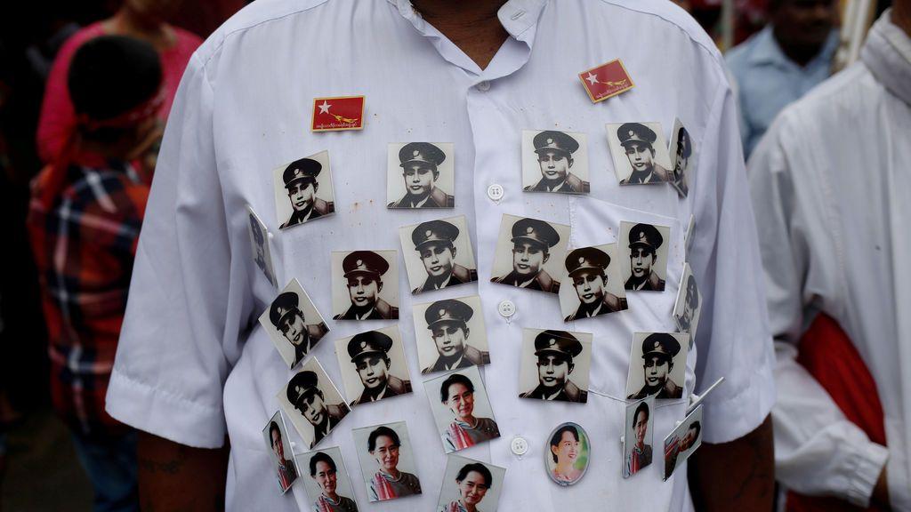 Día de los Mártires para Birmania