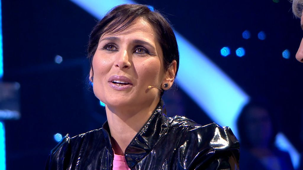Rosa López quiere ser presentadora y se somete a un casting muy íntimo y personal con Sobera