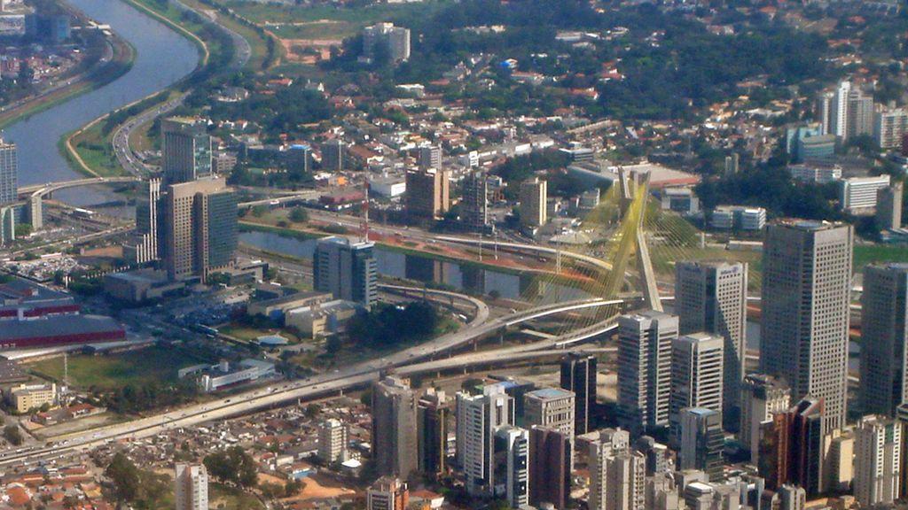 'Callejeros Viajeros' recorre Sao Paulo