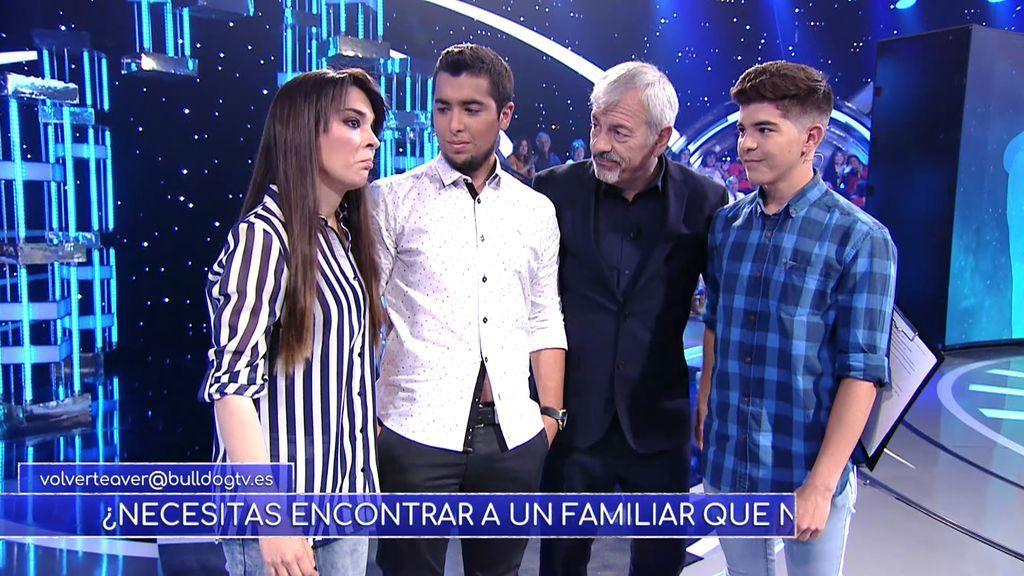 """¡Noelia conoce a sus dos hermanos!: """"Ya me tocaba saber lo que es una verdadera familia"""""""
