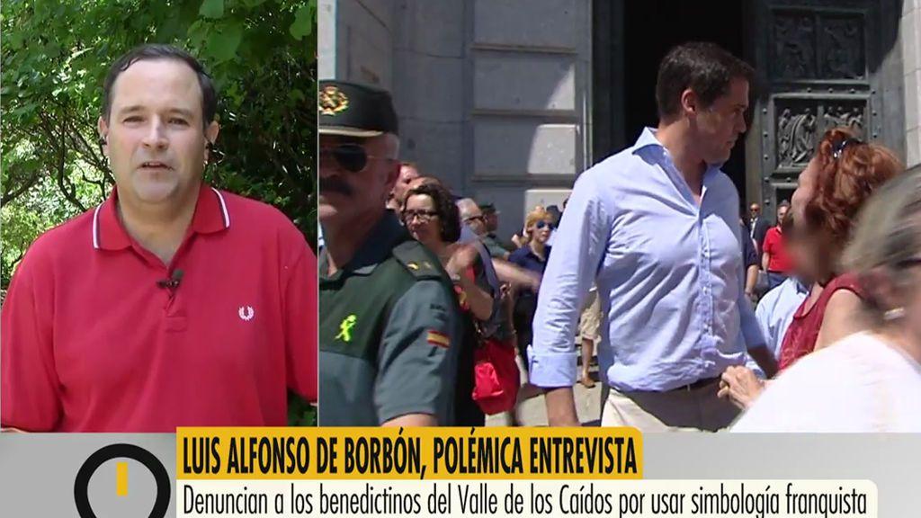 """Javier, periodista católico: """"La bandera gay hiere la sensibilidad de muchos españoles"""""""
