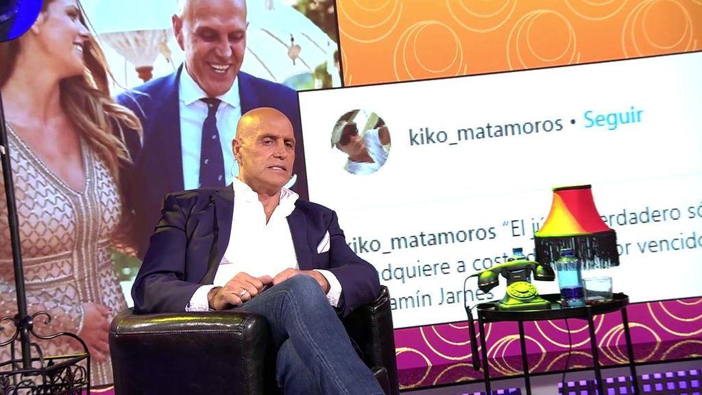 """Kiko se emociona hablando de Laura Matamoros: """"Tener una buena relación con mi hija me hace muy feliz"""""""