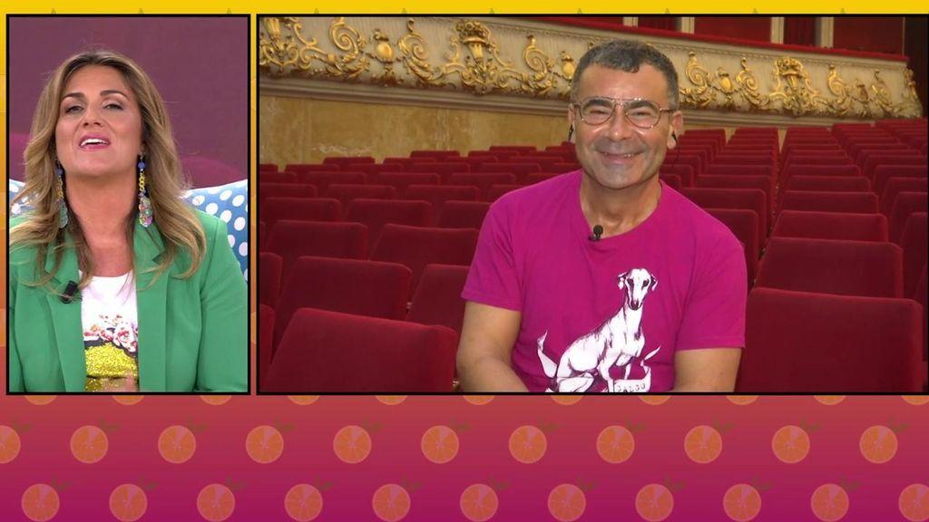 """Jorge Javier, antes del estreno de 'Grandes éxitos' en Barcelona: """"Son regalos que te da la vida"""""""