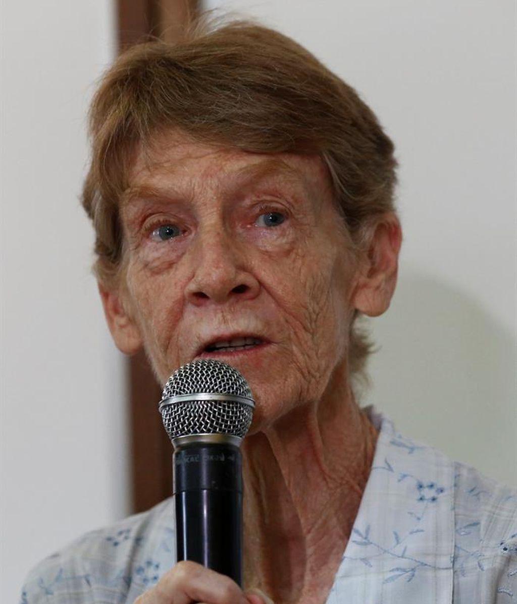 Una monja australiana, expulsada de Filipinas por oponerse al Gobierno de Duterte