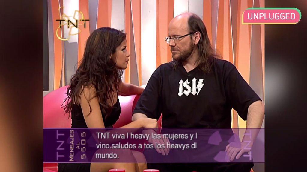 Marta Torné y Santiago Segura se dieron un besazo de película en el estreno de 'TNT'
