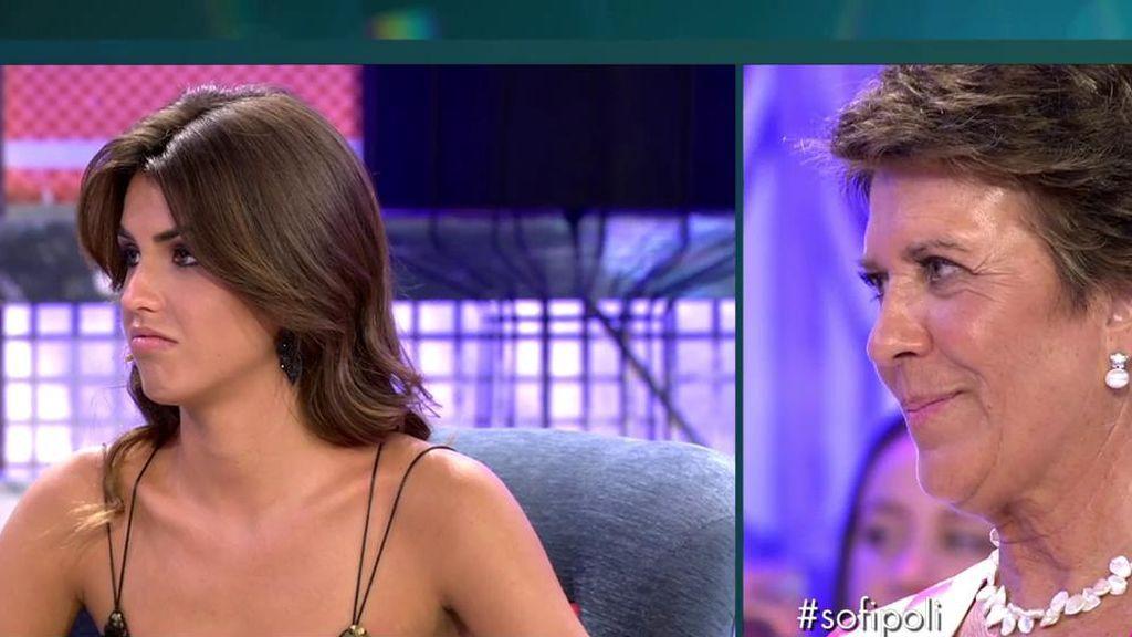 Comprobado: Chabelita es el motivo de muchas de las discusiones entre Sofía y Alejandro