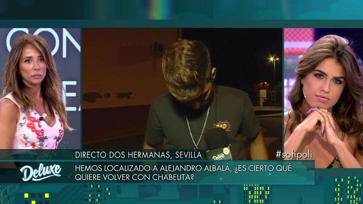 Alejandro Albalá, destrozado: Sofía ha mantenido relaciones íntimas con otro chico tras 'Supervivientes'