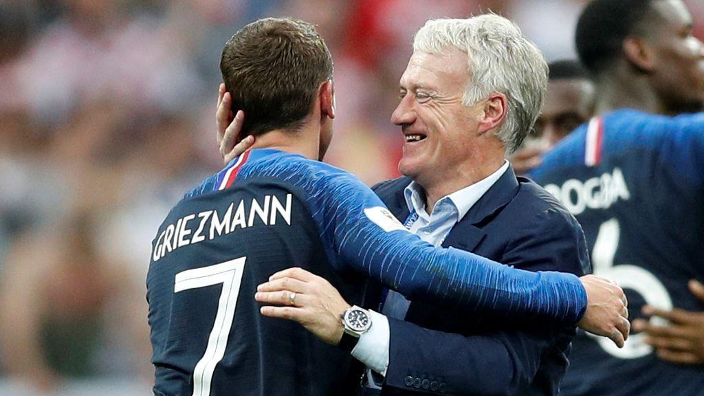 "Deschamps hace campaña por Griezmann: ""Espero que un francés gane el Balón de Oro"""