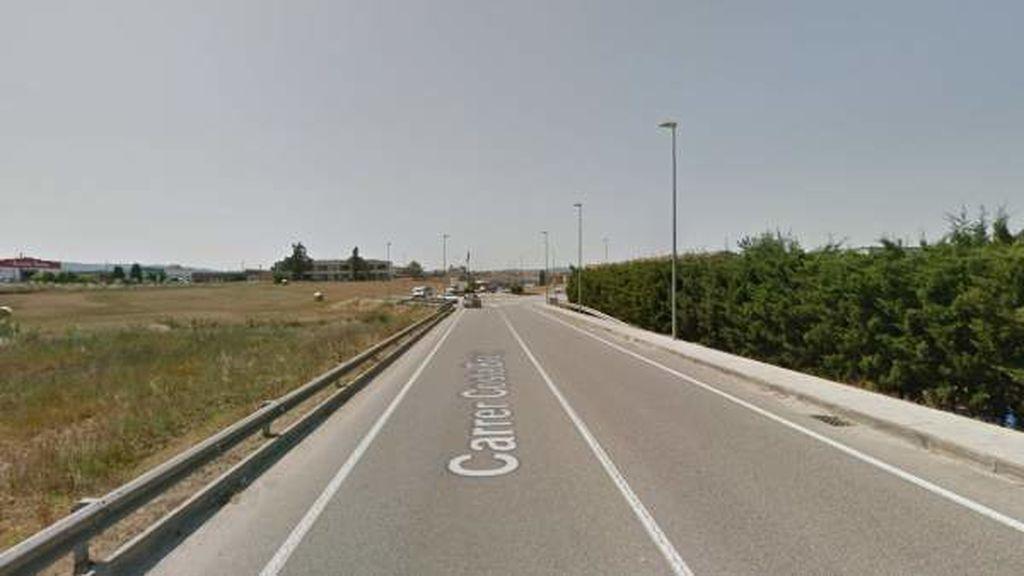 Cuatro muertos en un choque frontal entre un turismo y una furgoneta en Girona
