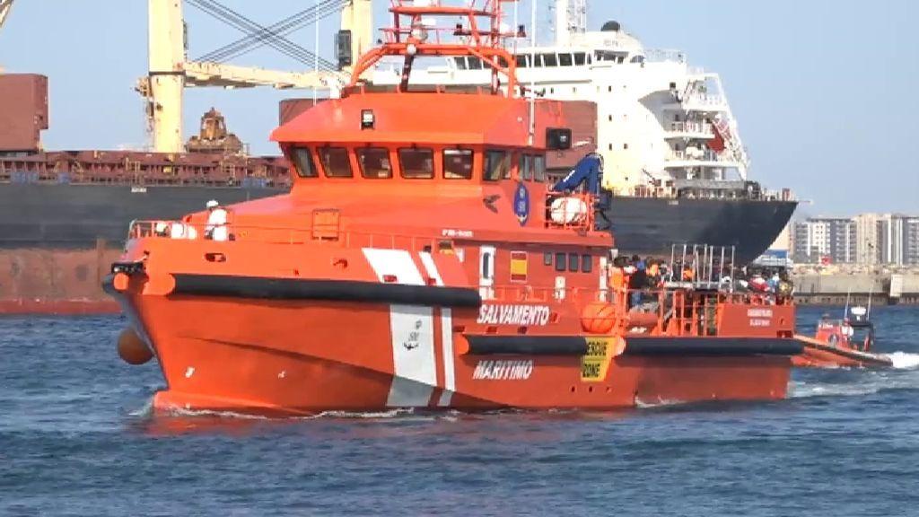 España supera a Italia en la llegada de migrantes en el Mediterráneo