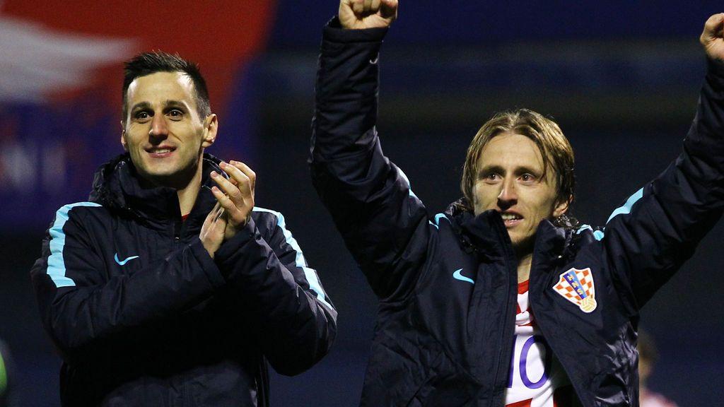 Nikola Kalinic, jugador de Croacia, rechaza la medalla de subcampeón del Mundial por no jugar ni un minuto en Rusia