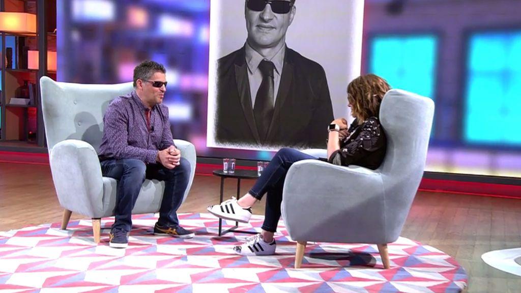 """Serafín Zubiri: """"A Amaia Romero la conozco de antes de ser famosa"""""""