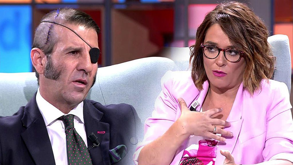 """Toñi Moreno le cuestiona el toreo a Juan José Padilla: """"El toro sufre"""""""