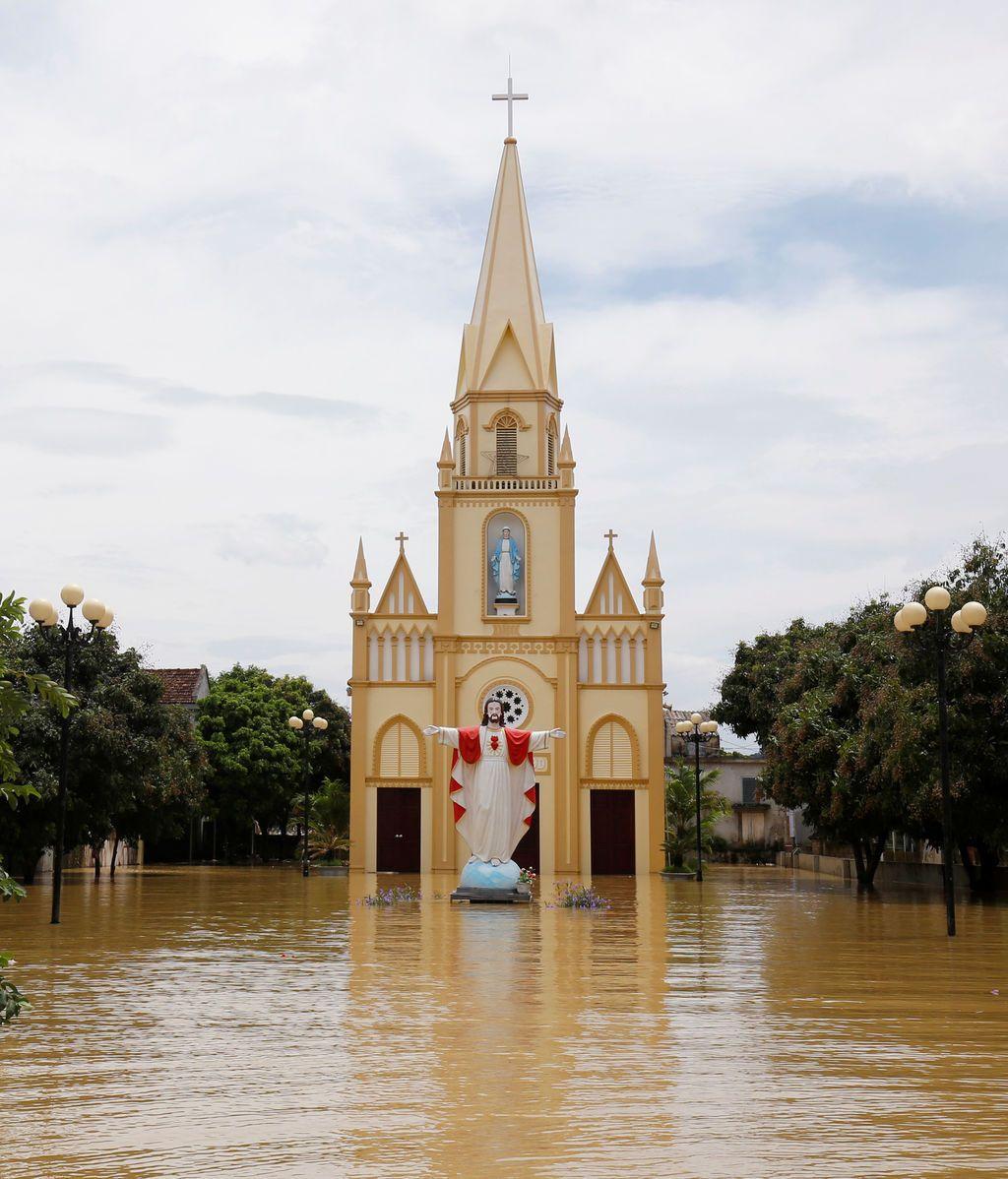 Iglesia sumergida