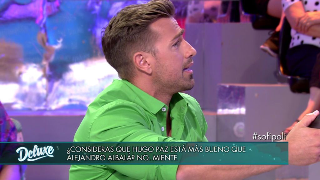 """Primicia de Rafa Mora: """"Sofía, han admitido a trámite la demanda que le pusiste a Hugo Paz"""""""