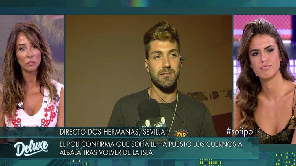 """Alejandro Albalá: """"Iván González llamó a la habitación de Sofía y ella le abrió desnuda"""""""