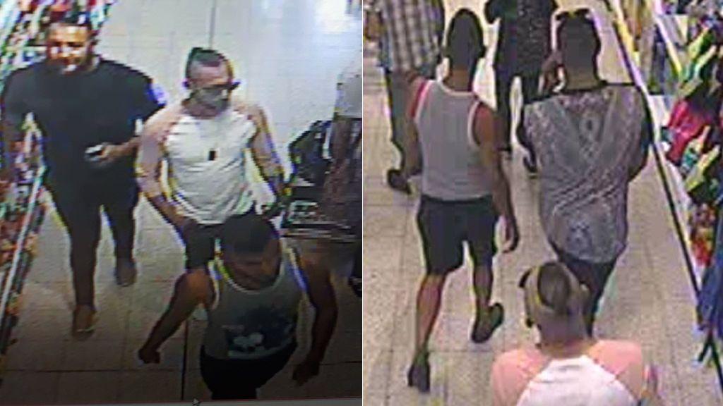Buscan a tres hombres tras el ataque con ácido a un niño en Reino Unido