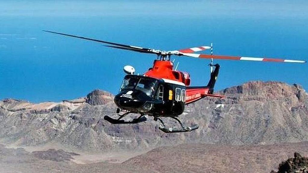 Un menor en estado crítico tras caer a unas rocas en la costa de Tenerife