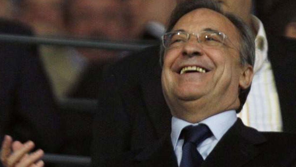 Florentino 'forever': un aficionado se tatúa en el brazo la cara del presidente del Real Madrid