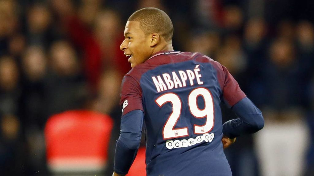 Mbappé estudia cambiar de dorsal en el PSG: ¿El nuevo 7 francés?