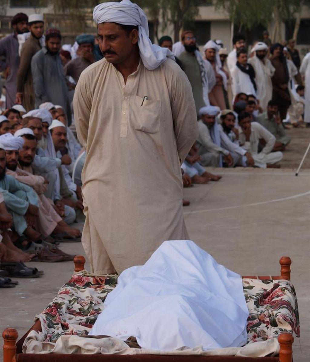 Tercer candidato electoral asesinado en Paksitán