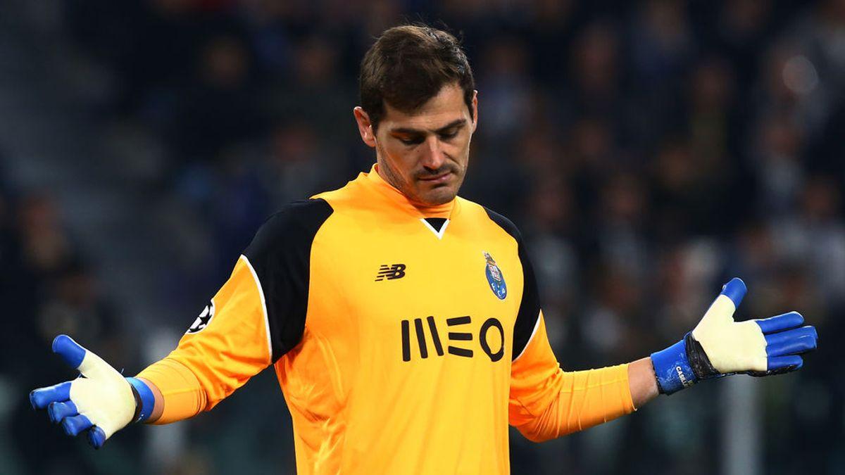 La duda de Iker Casillas: El portero pregunta en sus redes si el hombre pisó alguna vez la luna realmente