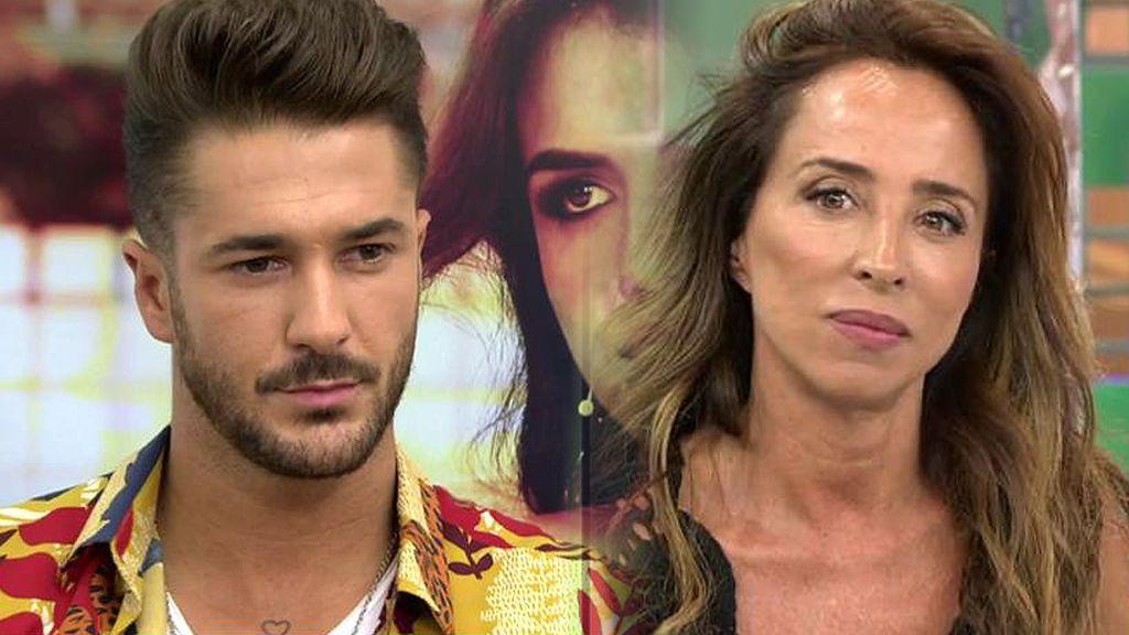 """María Patiño, a Hugo Paz: """"¡Estoy harta de las tomaduras de pelo, harta, harta!"""""""