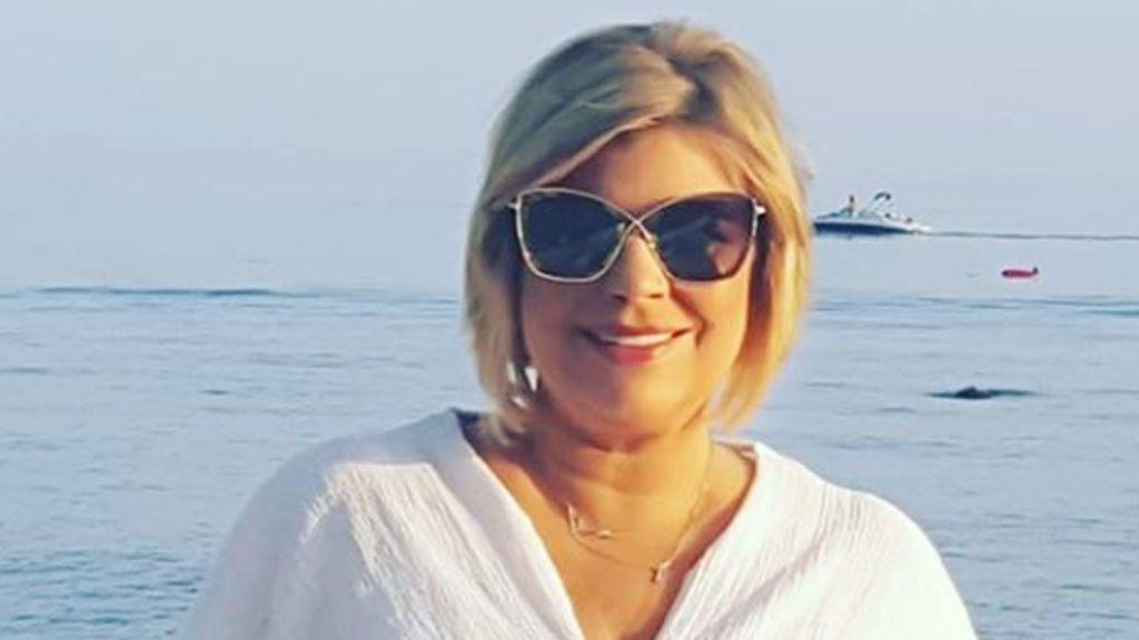"""Terelu Campos reaparece en redes: """"Sois una estupenda medicina"""""""