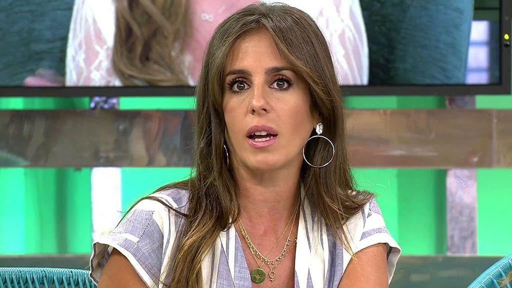 """Anabel Pantoja explica las imágenes de Isa Pantoja entrando en casa ¿perjudicada?: """"No fue a ningún after"""""""