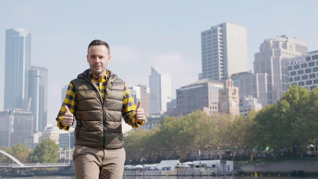 Melbourne y Tasmania, arte urbano y Naturaleza, mañana en 'Viajeros Cuatro'