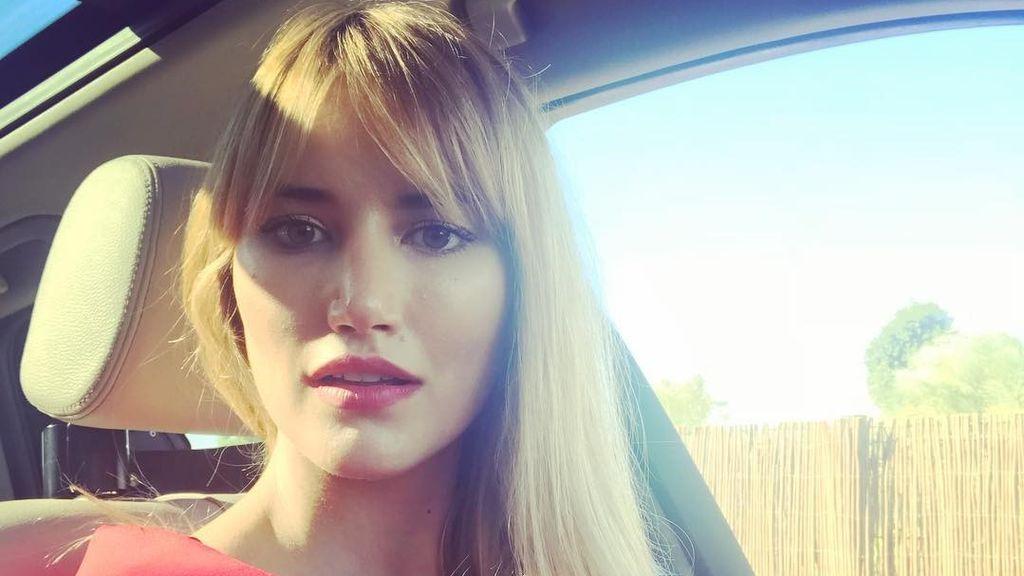 Alba Carrillo, atacada en la última foto de su físico publicada en Instagram