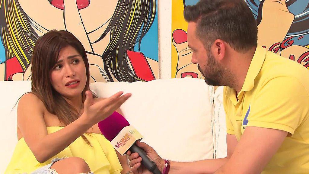 Miriam Saavedra sorprende con su último bombazo: ¡Carlos Lozano le ha pedido matrimonio!